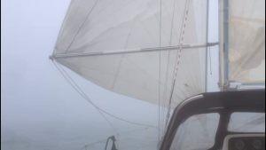 February 2017 Mist North Sea